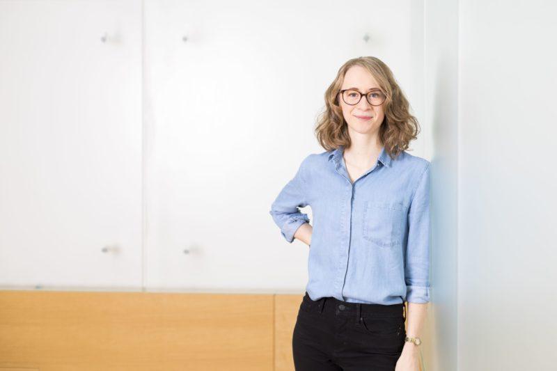 Eva Lettenbauer, Landesvorsitzende der bayerischen Grünen