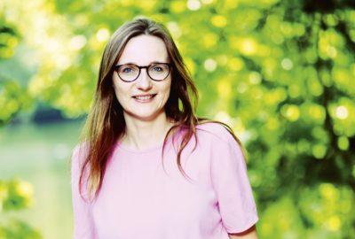 Lisa Badum, MdB und Klimapolitische Sprecherin (© by Lisa Badum)