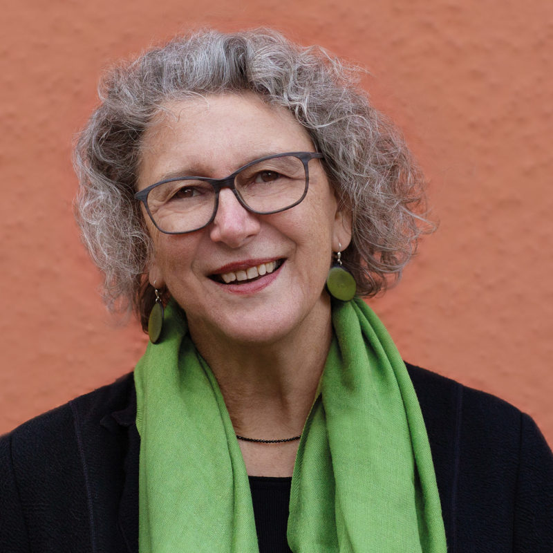 Beisitzerin Erika Riedmeier-Fischer (© by Yuki Broekers)